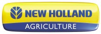 New Holland Agriculture CNH  Industrial Polska sp. z o.o on trade show AGROTECH & LAS-EXPO 2019